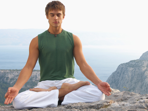 Introduction to Meditation with Alex