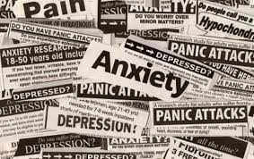 How to deal with anxiety stress & depression